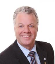 Gaétan Laroche, Real Estate Broker