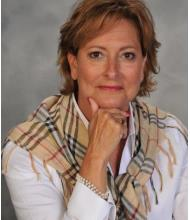 Christiane Perreault, Courtier immobilier