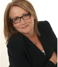 Christiane Potvin, Courtier immobilier agréé