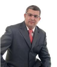 El Mostafa Azad, Courtier immobilier