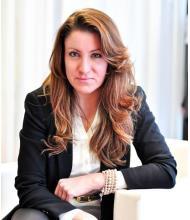 Mélissa Lampron, Courtier immobilier agréé