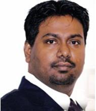 Chandran Solomon, Real Estate Broker