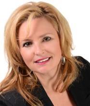 Linda Leroux, Courtier immobilier
