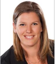 Audrey Villeneuve, Courtier immobilier