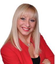 Chantal Billeci, Courtier immobilier