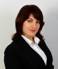 Irina Arnautov, Courtier immobilier