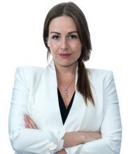 Geneviève Borduas, Courtier immobilier