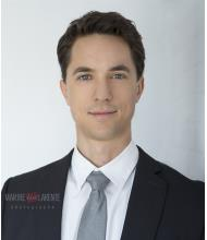 Olivier Lepage, Courtier immobilier