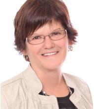 Diane Précourt, Courtier immobilier