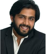 Irfan Amjad, Real Estate Broker
