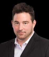 Gilbert Gauthier, Courtier immobilier