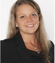 Maude Pellerin, Courtier immobilier