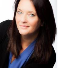 Christine Lavoie, Courtier immobilier