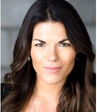 Stéphanie Kimpton, Courtier immobilier