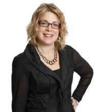 Mélanie Jobin, Courtier immobilier