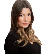 Melissa Masella, Courtier immobilier