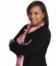 Carline Audain, Courtier immobilier