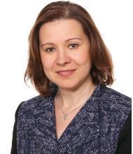 Lioudmila Andreeva, Courtier immobilier