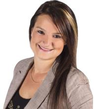 Kim Poulin-Pomerleau, Courtier immobilier