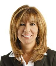 Carole Aubin, Courtier immobilier