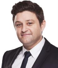 Mathieu Paquette, Courtier immobilier