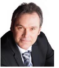 Éric Faucher, Courtier immobilier
