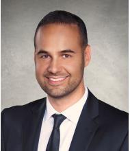 Alexandre Tazi, Courtier immobilier