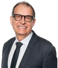 Jean-Pierre Simard, Courtier immobilier