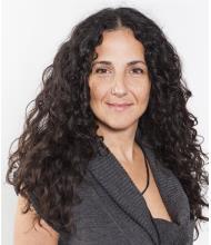 Virginia Zanetti, Courtier immobilier