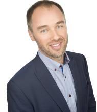 Étienne Lessard, Courtier immobilier