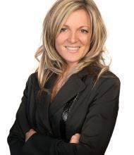 Karine Boissé, Courtier immobilier