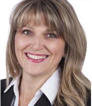 Céline Leblanc, Courtier immobilier