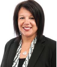 Mireille Guignard, Courtier immobilier
