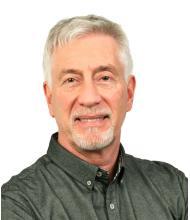 Claude Lavergne, Courtier immobilier