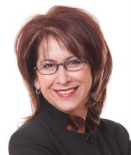 Suzanne Gélinas, Courtier immobilier