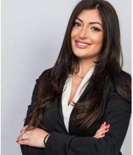 Cristina Cuscuna, Courtier immobilier résidentiel