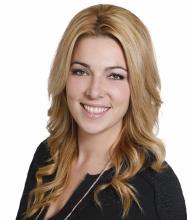 Leslie Levesque, Courtier immobilier