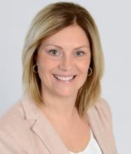 Joanne Cloutier, Courtier immobilier