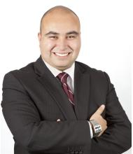 Steven Arevalo, Courtier immobilier