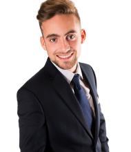 Michaël Désilets-Charlebois, Residential Real Estate Broker