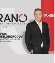 Ivan Beloborodov, Residential Real Estate Broker