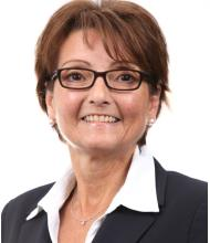 Diane Poulin, Courtier immobilier