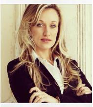 Inesa Gazura, Courtier immobilier