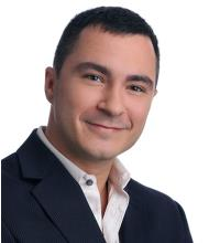 Daniel Galarneau, Courtier immobilier