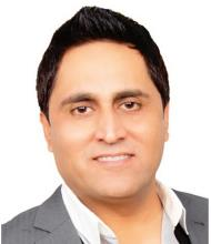 Adnan (Raki) Saleem, Real Estate Broker