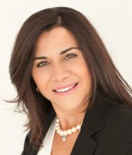 Geraldine Libraty, Courtier immobilier