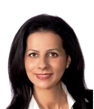 Latifa Hatimi, Courtier immobilier