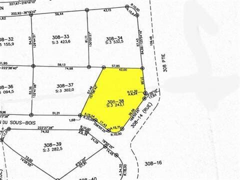 Terrain à vendre à Inverness, Centre-du-Québec, 38, Chemin du Sous-Bois, 14708188 - Centris.ca