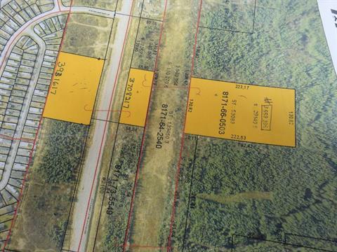 Lot for sale in Sept-Îles, Côte-Nord, 2151, boulevard  Laure, 12837769 - Centris.ca