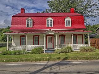 Maison à vendre à Saint-Laurent-de-l'Île-d'Orléans, Capitale-Nationale, 6970, Chemin  Royal, 23261584 - Centris.ca